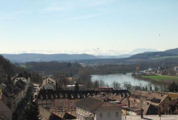 HBBZ mit Alpenblick