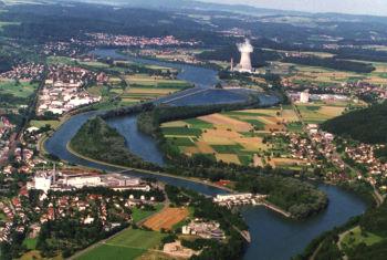 Hochrhein, Foto: Wiesmann